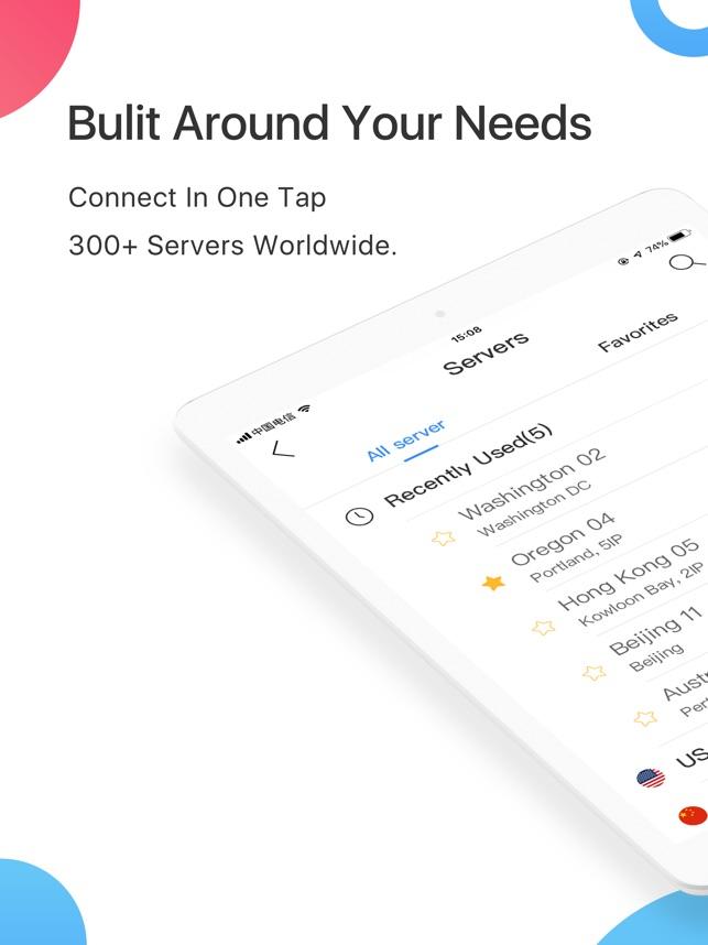 FlyVPN - Unlimited VPN Proxy Screenshot