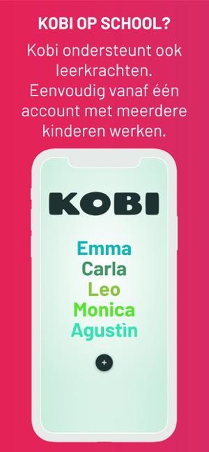 KOBI Helpt je kind met lezen Screenshot