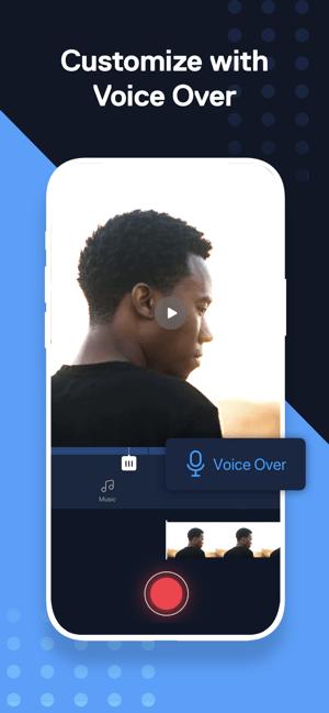 Filmr: Easy Video Editor Screenshot