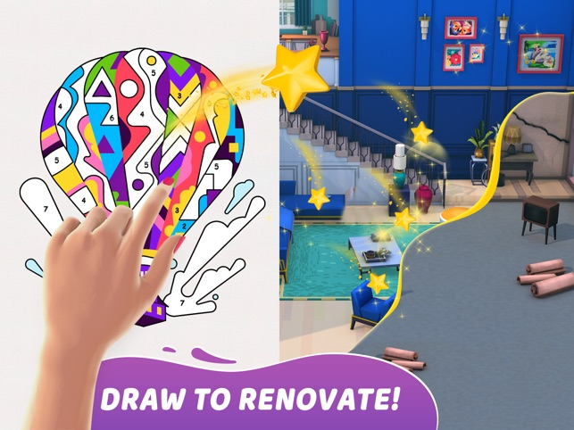 Gallery Coloring Book Decor On The App Store