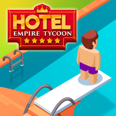 Hotel Empire Tycoon-Juego Idle