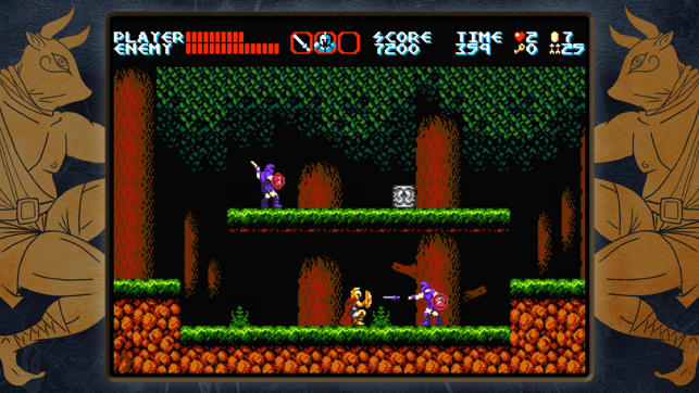 ‎The Curse of Issyos Screenshot