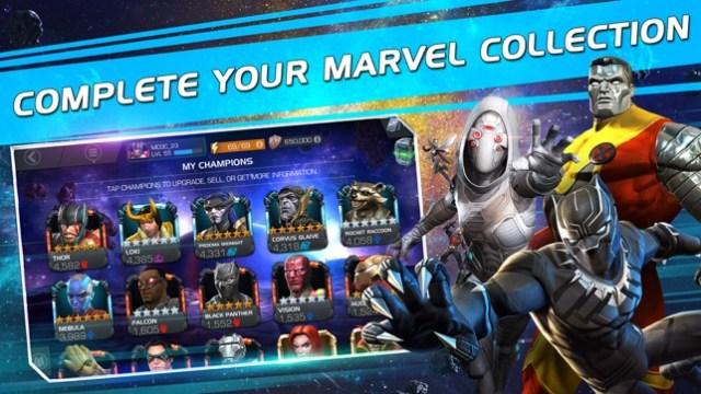MARVEL Contest of Champions Screenshot