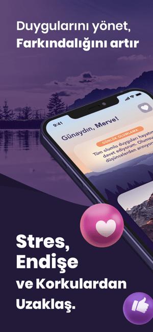 Nefes21: Kişisel Gelişim Screenshot