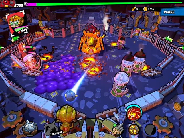 Zombie Rollerz: Герои пинбола Screenshot