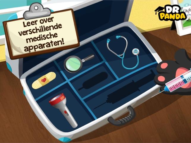 Dr. Panda Dierenziekenhuis Screenshot