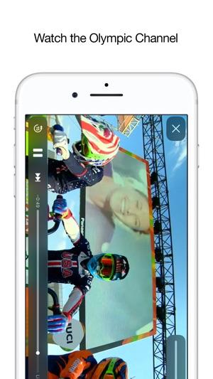 Olympics Screenshot