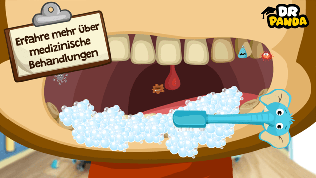 Dr. Panda Tierklinik Screenshot