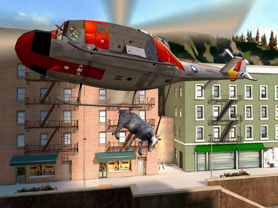 552x414bb Goat Simulator als Gratis iOS App der Woche Apple Apple iOS Entertainment Games Technology