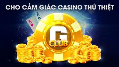 Game bài Gclub 1.0  IOS