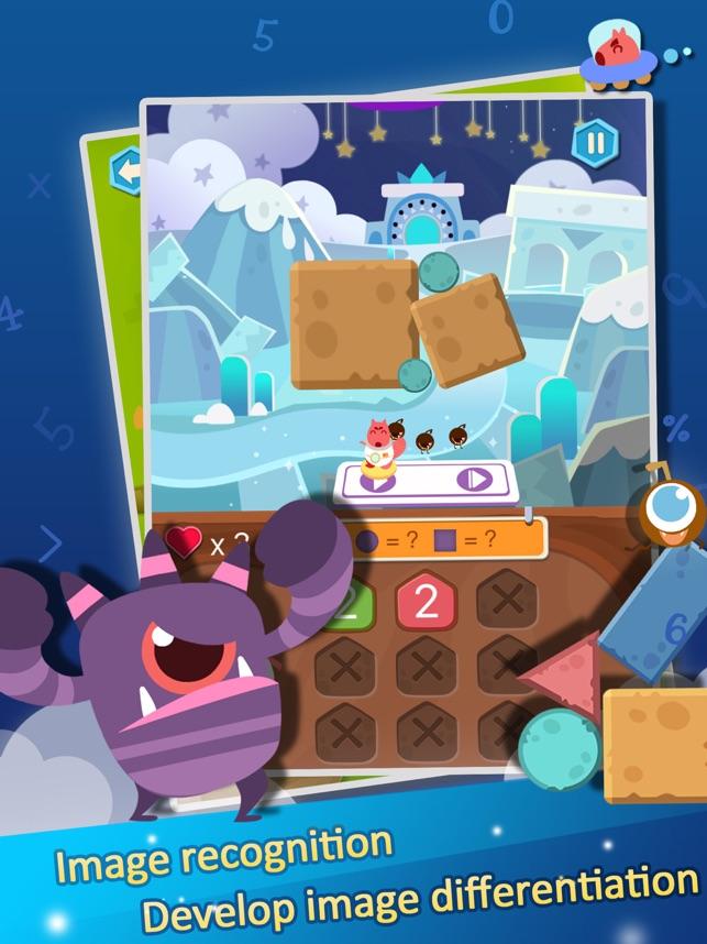 TJ's Math Adventure Screenshot
