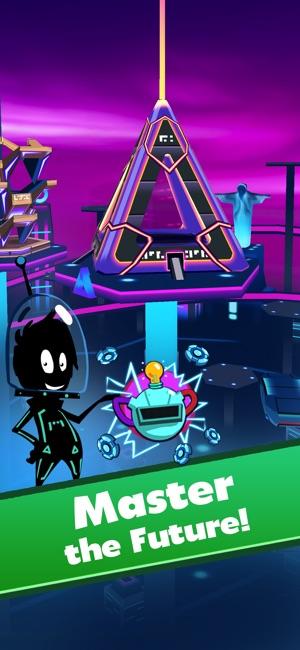 Micropolis! - Idle City Game Screenshot