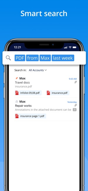 Spark Email by Readdle Screenshot