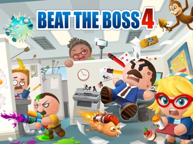 Beat the Boss 4 Screenshot