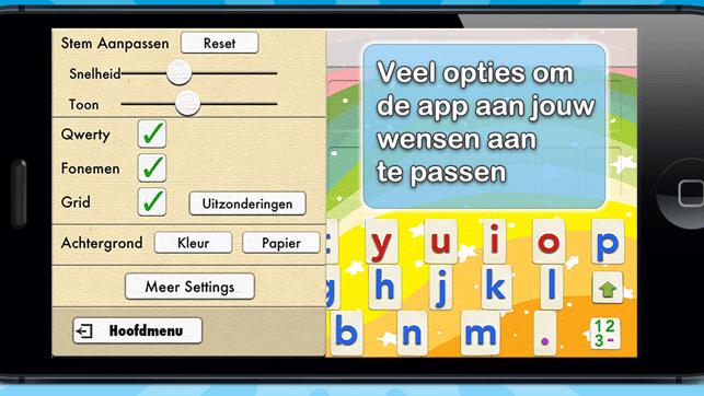 Dutch Word Wizard for Kids Screenshot