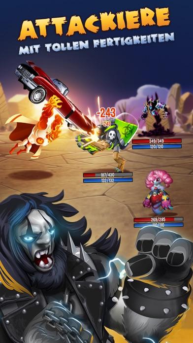 Monster Legends RPG Screenshot