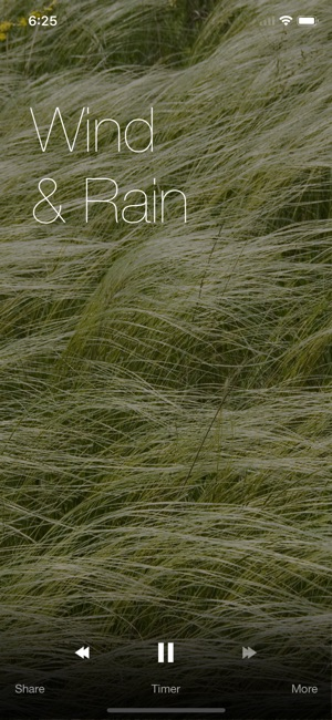 Relax Rain Screenshot