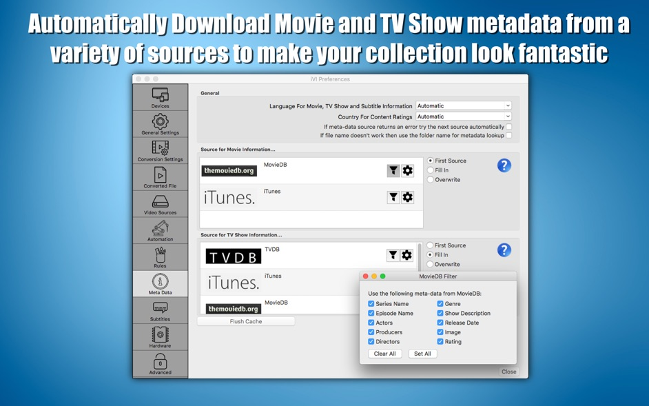 iVI 4 for Mac 4.742 激活版 - 优秀的视频转换和视频信息编辑应用