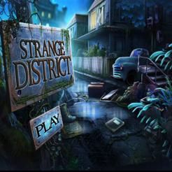 Strange District