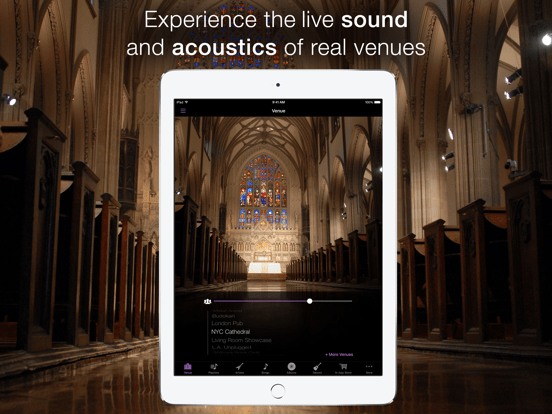 LiveTunes – The Best Concert Simulation App | AppChasers