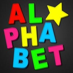 ABC - Magnetische Alphabet Lite für Kinder