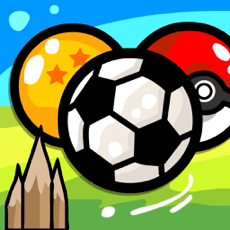 Bouncy Balls Adventure-Never Give Up Jump
