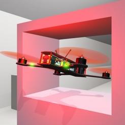 Drone Racing -Quadcopter FPV racing