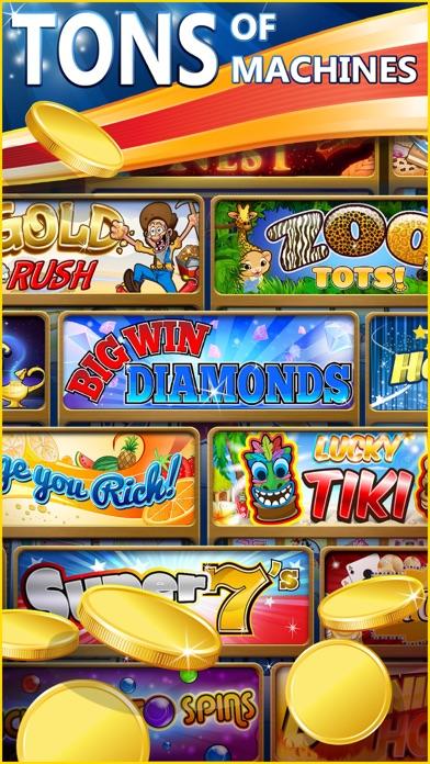 Big Win Slots™- New Las Vegas Casino Slot Machines 2.7.2  IOS