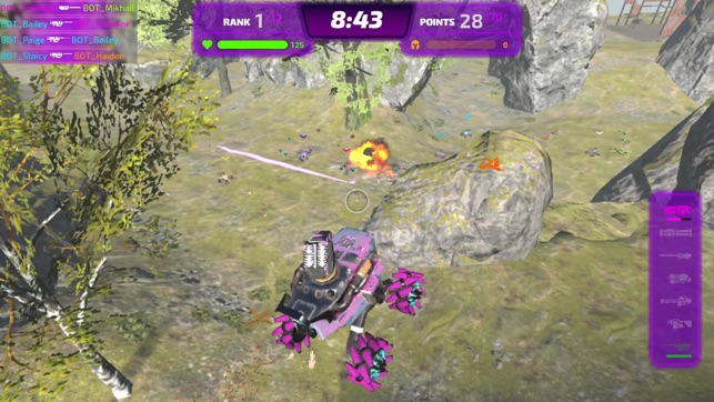 ‎ShockRods Screenshot