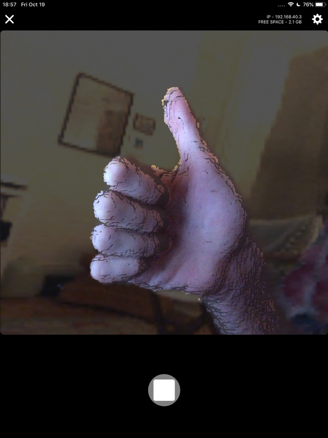 ‎Scandy Pro 3D Scanner Screenshot