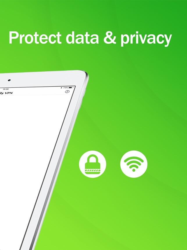 Daily VPN - Super VPN Proxy Screenshot