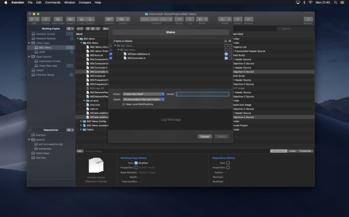 Xversion Screenshot 05 57xz2an
