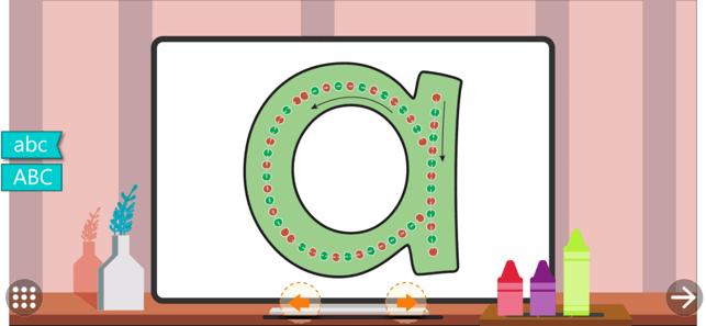 Kids Preschool Learn Letters Screenshot