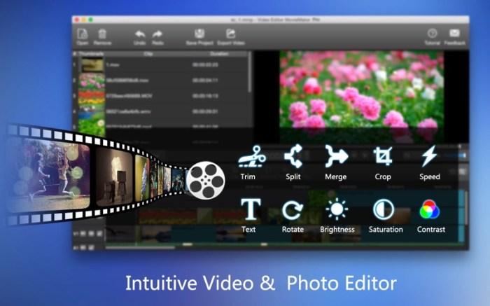 MovieMator Video Editor Pro Screenshot 01 136ue9n