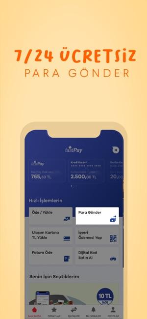 fastPay Screenshot