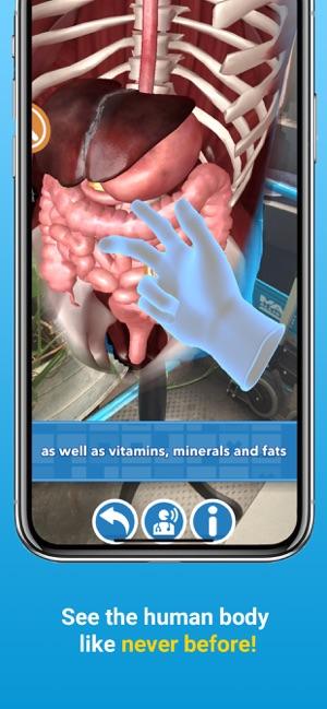 Virtuali-Tee by Curiscope Screenshot