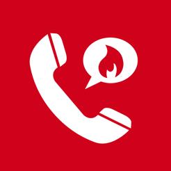 Hushed - zweite telefonnummer