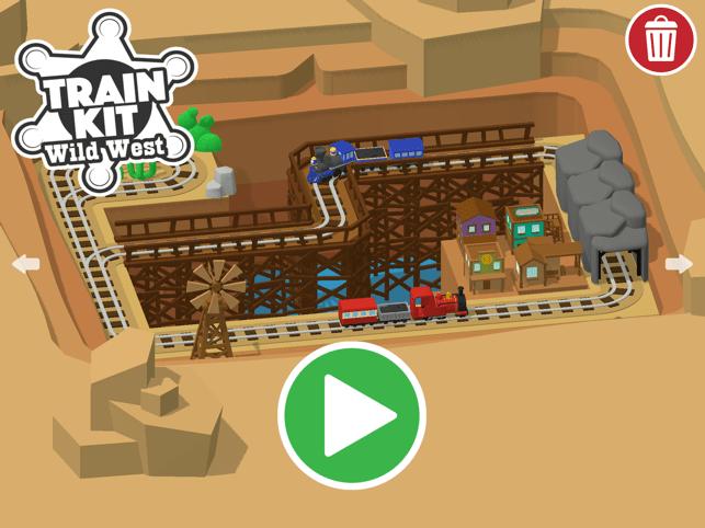 Train Kit: Wild West Screenshot