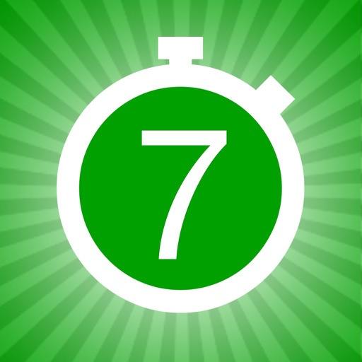 7 分間エクササイズ - 7 Minute Workout