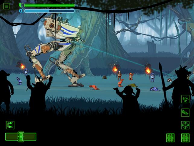 BE-A Walker Screenshot
