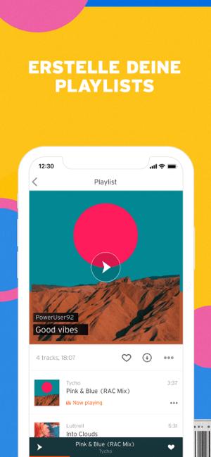 SoundCloud - Musik & Songs Screenshot