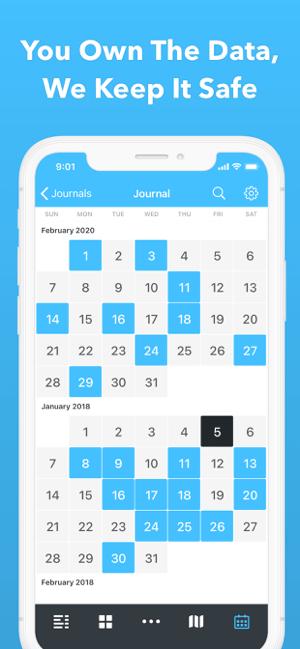 Day One Journal Screenshot