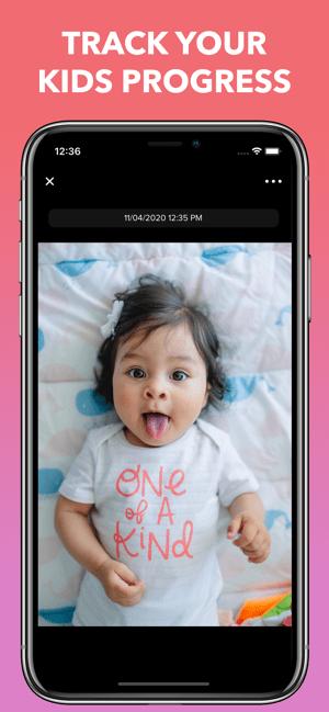 Picr: Selfie photo journal Screenshot