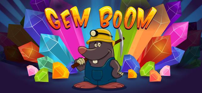 Gem Boom Screenshot