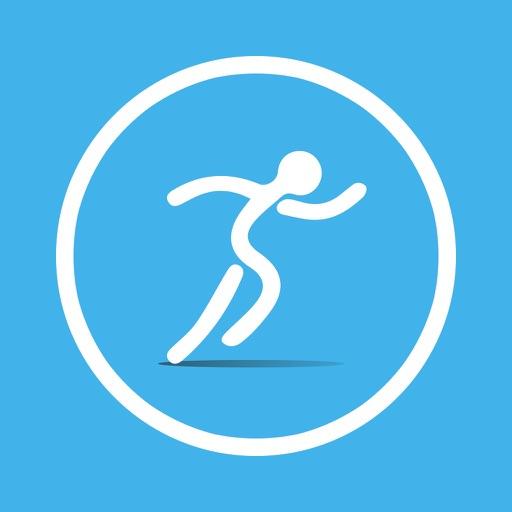 フィットネスアプリケーションを実行&ウォーキング FITAPP Fitness Tracker