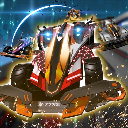 四駆伝説 - #1 Mini 4WDレーシングゲーム
