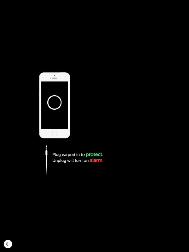 iAntiTheft Screenshot