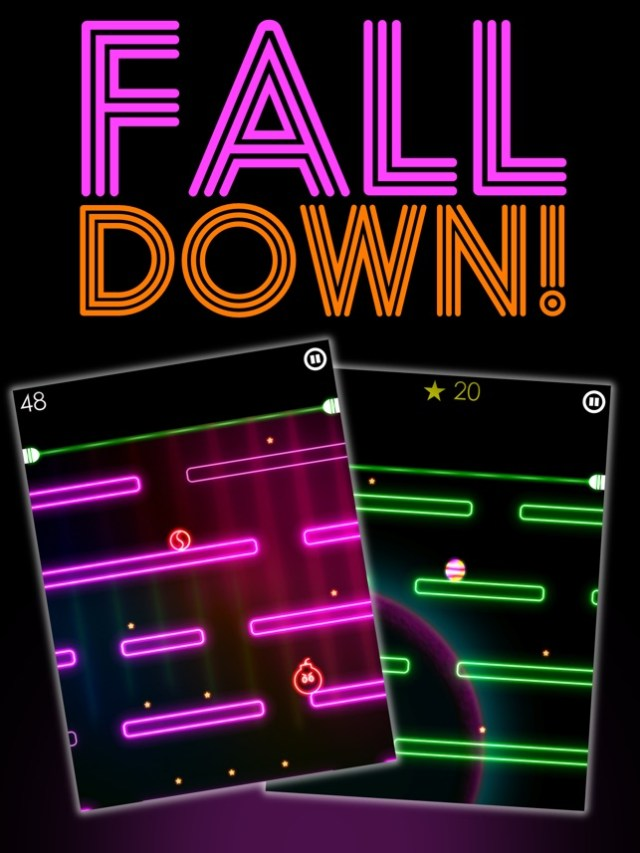 FallDown! 2 Screenshot