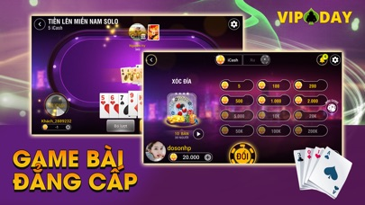 VIPDAY Game Danh Bai Online