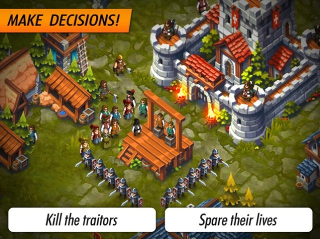 Lords & Castles - Epic Empires Screenshot